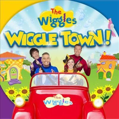 The Wiggles - Wiggle Town New Cd