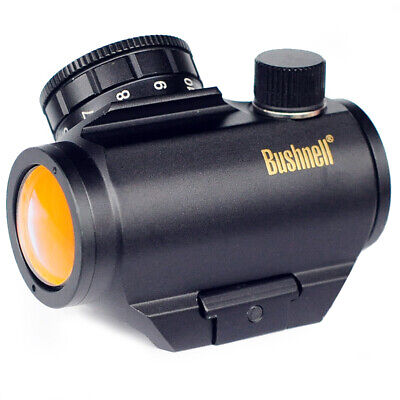 Bushnell Trophy TRS-25 Holographic Red Dot Sight Rifle Laser Scope 1x25mm 731303