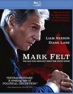 Mark Felt: The Man Who Brought Down The White House New Blu-Ray Disc
