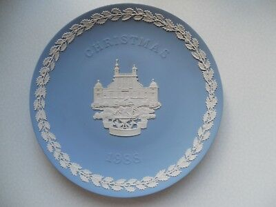 Wedgwood Christmas Collection 21,5Cm Old Observatory Greenwich 1988