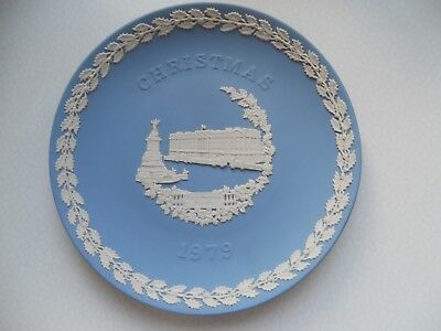 Wedgwood Christmas Collection 21,5Cm Buckingham Palace 1979