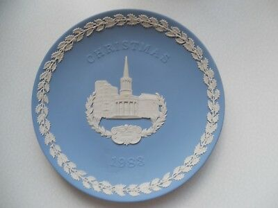 Wedgwood Christmas Collection 21,5Cm All Souls London 1983