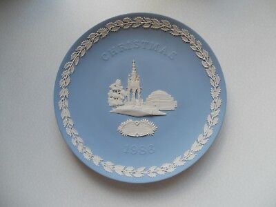 Wedgwood Christmas Collection 21,5Cm Albert Memorial 1986