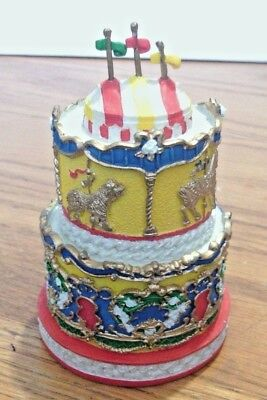 Made From Scratch  Circus Celebration Carousel