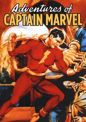 Adventures Of Captain Marvel New Dvd