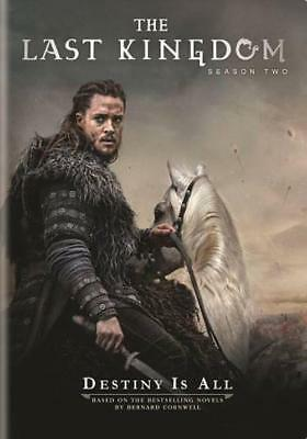 The Last Kingdom: Season Two New Region 1 Dvd