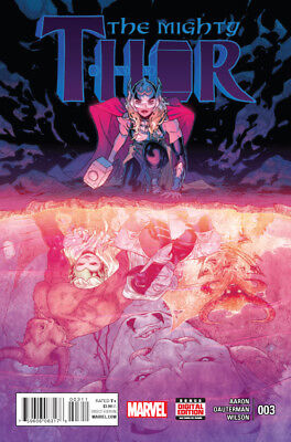 MIGHTY THOR #3, New, First print, Marvel Comics (2016)