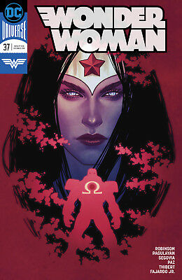 WONDER WOMAN #37, VARIANT, New, First print, DC UNIVERSE (2017)