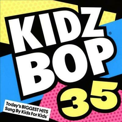 Kidz Bop Kids - Kidz Bop 35 New Cd