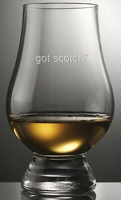 """got Scotch"" Glencairn Scotch Whisky Tasting Glass"