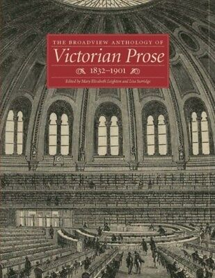 The Broadview Anthology Of Victorian Pro, Leighton, Mary Elizabet. 9781551118604
