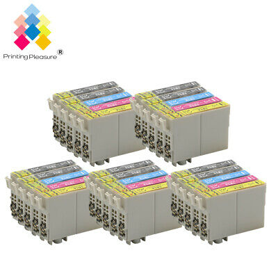 25 Ink Cartridges for Epson Expression Home XP-225 XP-322 XP-325 XP-422 Printer