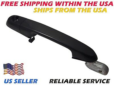 QSC Outside Exterior Door Handle Front Left for Hyundai Accent 06-11