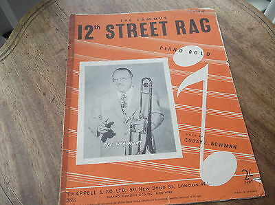 Image result for 12th street rag pee wee hunt