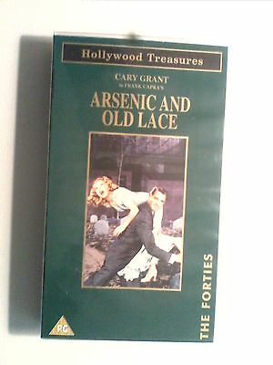 essay on arsenic and old lace
