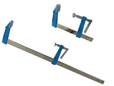 F Clamp 150mm 600mm Bar Wood Woodworking Clamps Metal 2pc 4pc 12pc