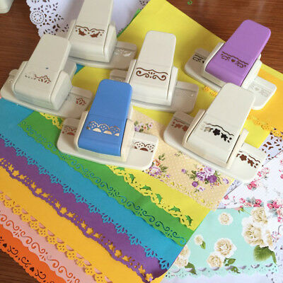 Craft Punch Paper Shaper Cutter Card Making Scrapbooking Tool for Paper Edge