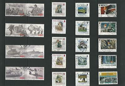 y3975 Isle of Man / A Small Collection Early & Modern Lhm & Used