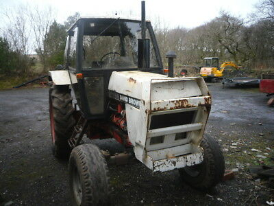 DAVID BROWN 1390 TRACTOR Breaking for spares