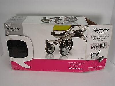 New Quinny Buzz Front Wheel Unit Cv092Blk 4 Wheel Accessory