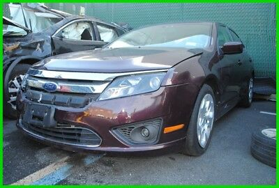 2011 Ford Fusion SE 2011 Ford Fusion Salvage Wrecked Rebuildable Repairable EZ Easy Fix Save Big!!!