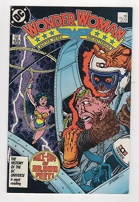 DC Comics Wonder Woman #2 Copper Age