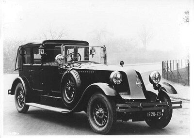 1928 Renault Type RA ORIGINAL Factory Photo oua2003