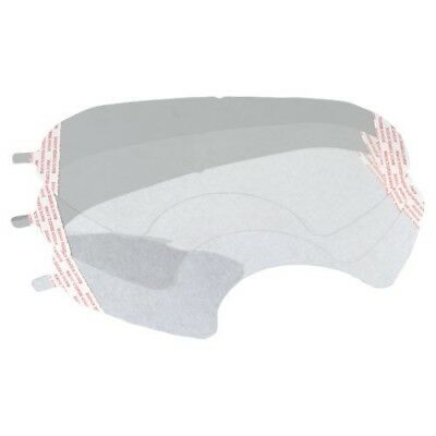 3M 07142 Faceshield Cover 6885, Respiratory Protection Accessory, 3-Pack