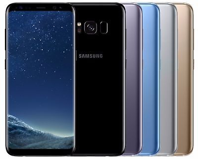 Samsung S8+ PLUS G955u 64GB Factory GSM Unlocked AT&T / T-Mobile Smartphone