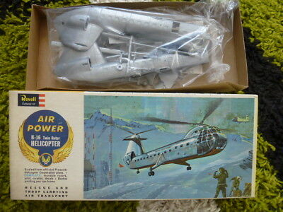 H-16 Twin Rotor Helicopter / Revell  / 1:96