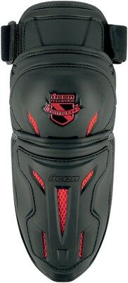 Icon Racing Stryker Elbow Armor Pads One Size Fits Most Adults 2706-0135