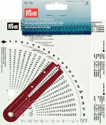 Prym Knitting Calculator - each (611735)