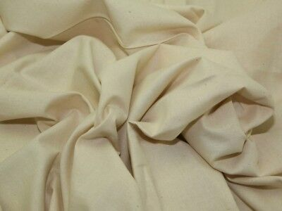 Quilters Pre Shrunk Calico Fabric (C4058-Natural-M)