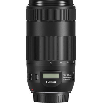 Canon EF 70-300mm f/4-5.6 IS II USM Lens for Canon DSLR Cameras  'NEW Version'