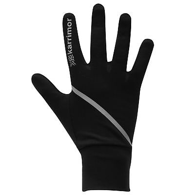 Karrimor Kids Boys Running Gloves Junior Moisture Wicking