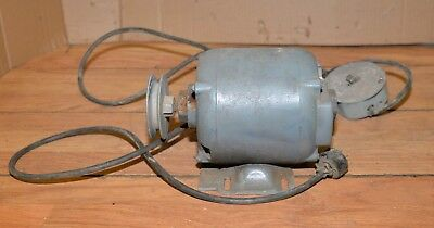 Westinghouse 1/3 hp electric motor 1725 rpm lathe drill vintage machine tool