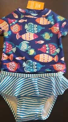NWT Gymboree SWIM SHOP 2017 Sz 6-12 months NWT