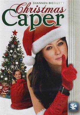christmas caper new sealed dvd abc family original movie shannen doherty - Abc Family Original Christmas Movies