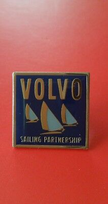 Volvo Sailing Partnership Pin NEU in OVP
