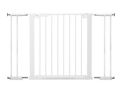 NEW BabyDan Baby Safety Adjustable Extra Wide Pressure Gate 99cm - 106.3cm