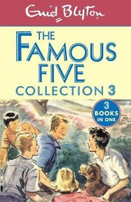 The Famous Five Collection 3 Books 7-9 by Enid Blyton 9781444929706