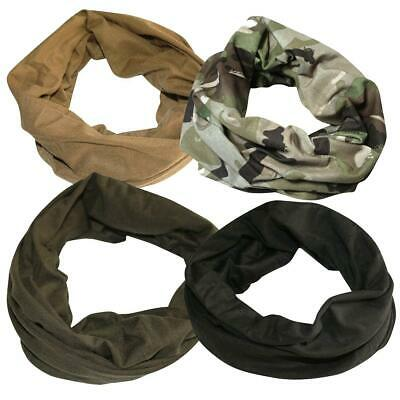 Viper Tactical Head Snood Balaclava Camo Head Wrap Airsoft Army Camouflage