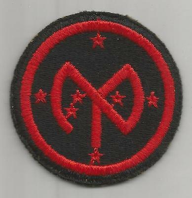 WW 2 US Army 27th Infantry Division Patch Greenback Inv# H670