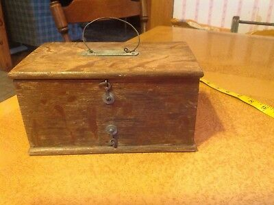 Antique Quack Medicine 1800s No.4 D.D. Home Medical Apparatus Vintage Device