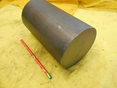 "8620 ALLOY STEEL ROUND STOCK tool die shop bar rod 4 1/2"" x 8"" OAL"
