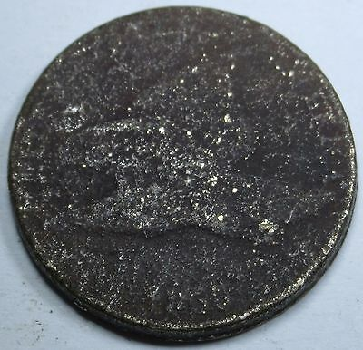 1858 US Flying Eagle Cent Penny Antique US Currency b4 Indian Head Old USA Coin