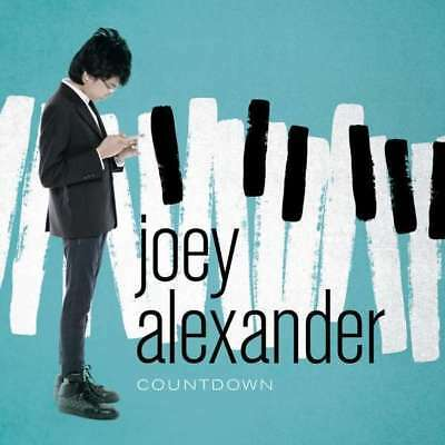 Joey Alexander - Countdown NEW CD