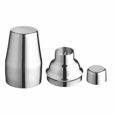 Stainless Steel Cocktail Wine Shaker Cocktail Mixer for Party Bar Wedding Too *@