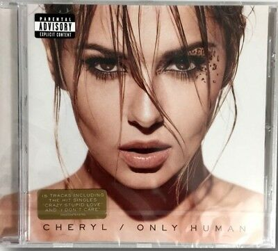 Cheryl ~ Only Human NEW CD 15 Tracks Including The Hits Crazy, Stupid Love ETC