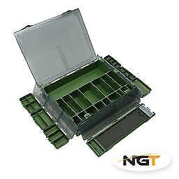 NGT System Tackle Box Large